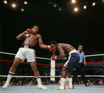 The Thrilla' in Manila