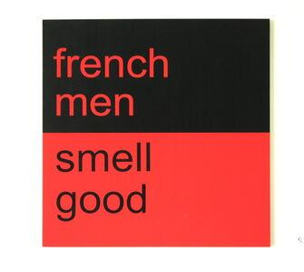 法国男人很好闻 / French men smell good