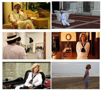 The Life and Death in Venice