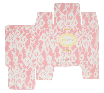 Flat Sheet (Box for Perfume)