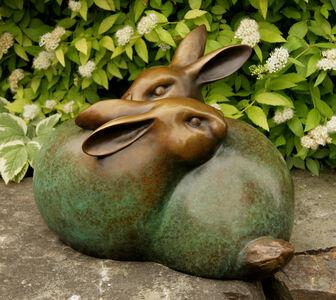Nestled Rabbits