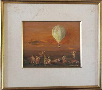 Balloon At Dawn