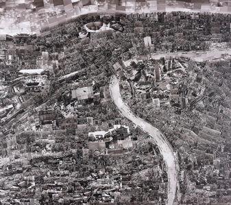Shanghai from Diorama Map