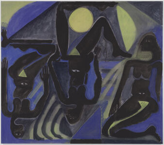 Figures in the Dream of the Moon