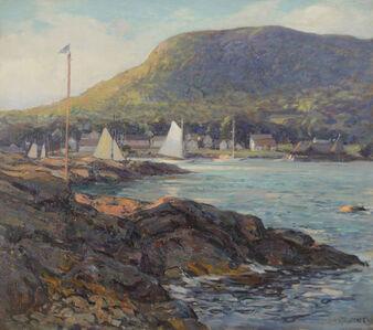 Harbor at Camden, Maine