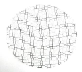 Reticulas Rotas V (Circular)