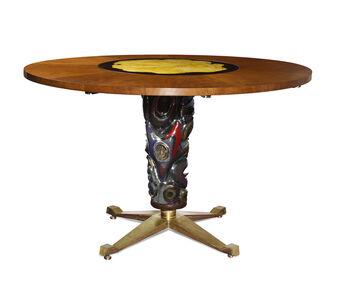Circular Center/Dining Table