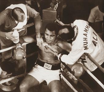Muhammad Ali in the Corner
