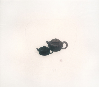 Clay Teapot #3