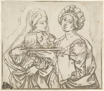 Herodias and Salome