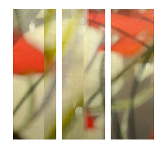 The Space Between 10 (Triptych)