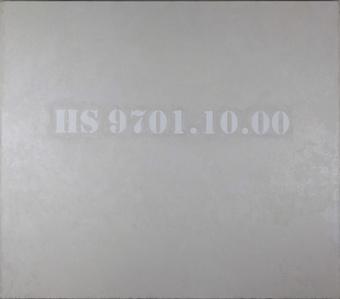 HS 9701.10.00