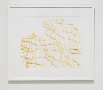 Untitled (studies for chainlink fence) I