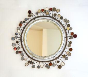 """""""Sequins"""" mirror"""