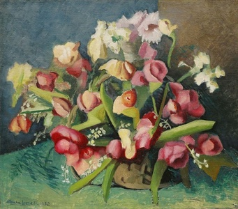 Some Flowers from Cornelius Ridgeway's