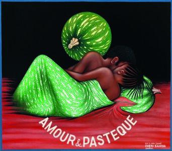 Amour & Pastèque (Love & Watermelon)