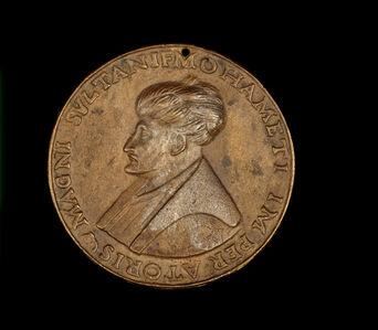 Mehmed II, 1430-1481, Sultan of the Turks 1451 [obverse]