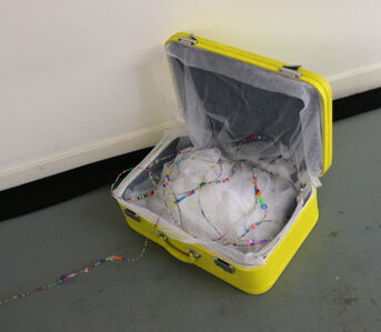 Suitcase (from White Hole installation)