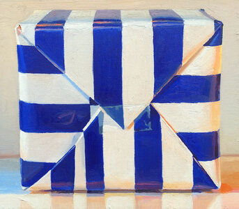 Blue and White Stripes (Gift)