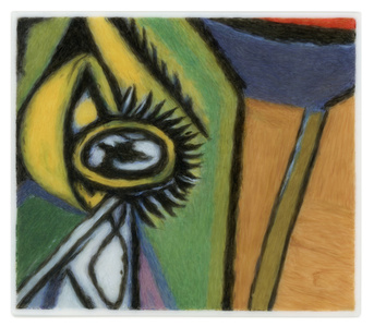 Lover's Eye III: Dora IV (after Picasso)