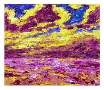 Herbstmeer VII