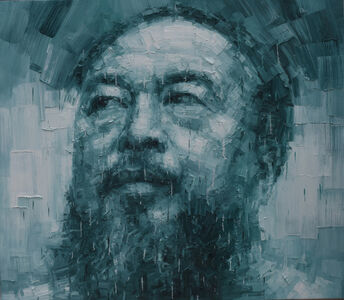 Portrait of Ai Weiwei C