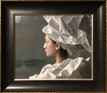 White Paper Bride