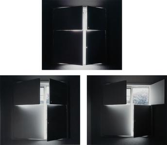 Three works: (i) Untitled (Barragan House #30); (ii) Untitled (Barragan House #32); (iii) Untitled (Barragan House #34)