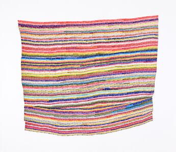 Pink Multi Rag Rug