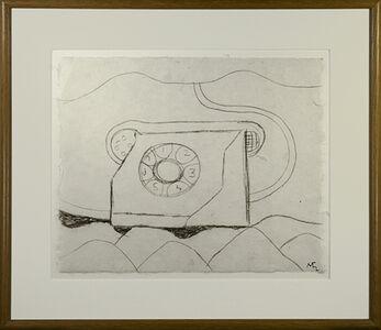 Telephone in Landscape (Teléfono de México)