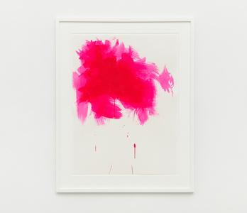 Fluorescent Pink (Paper) III