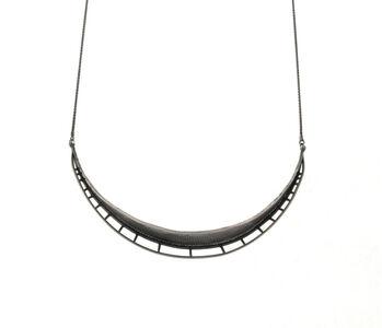 Large Crescent Necklace