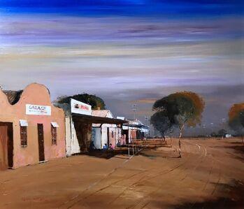The Dusty Road WA Goldfields