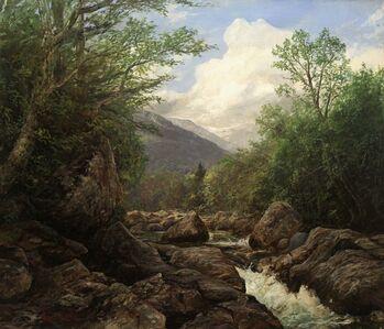 The Ellis River, White Mountains