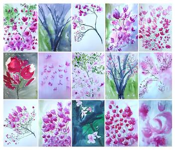 Magnolia Spring IV