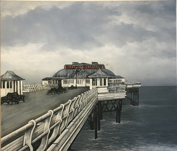 Off the Rails - The Pier at Cromer, Norfolk