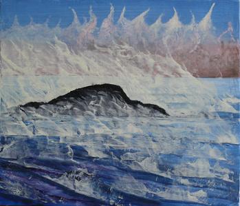 Steaming Ocean