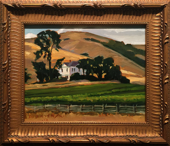 Victorian Farmhouse, West Marin CA