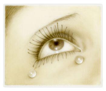 Lover's Eye III: Lydia II (after Man Ray)