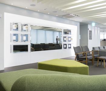 Wonjin Aesthetic Surgery Clinic, Waiting Room, 17th Floor