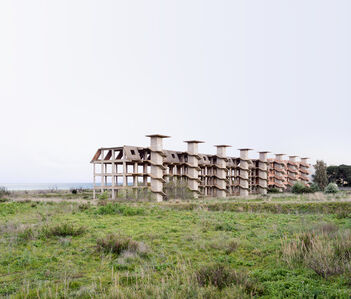 Empire of dust #8, Riace Marina, Calabre
