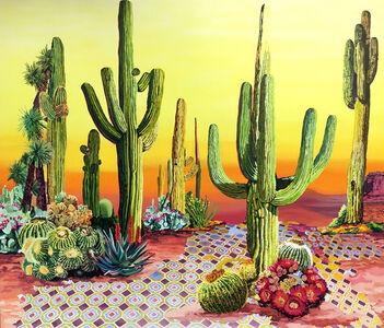 Paisaje de Cactus