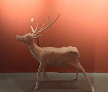 Marble Deer No.7