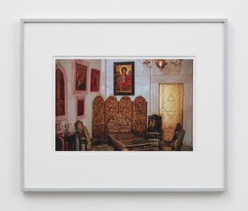 Villa Iolas (Byzantine Icons, Gold Door)