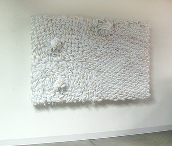 From the Pile Tapestry Series: Microcurrents 2