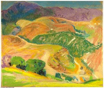 Abstract Hills, California