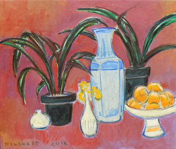 Clivia & Fruit