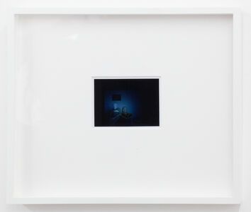 Untitled (two, picture on wall)
