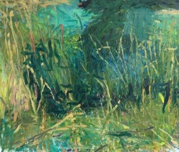 Blue Green Grass