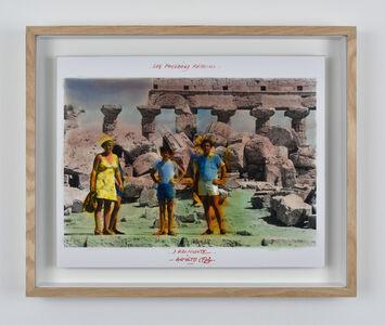 Série Les Paysages Révolus, Selinunte, Agosto